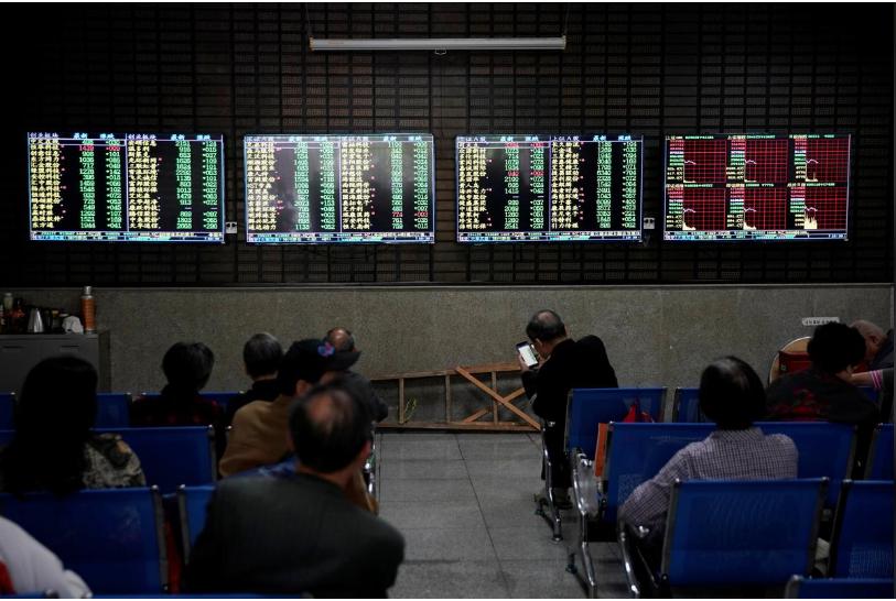 cổ phiếu châu á tốt từ dữ liệu Trung Quốc
