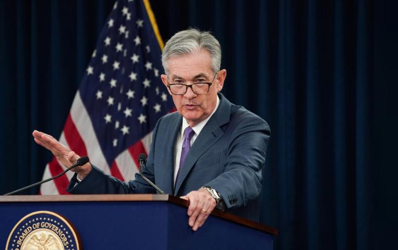 chủ tịch cục dữ trữ liên bang Powell