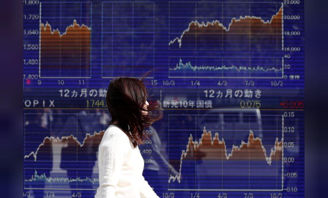 Đầu tư cổ phiếu châu Á
