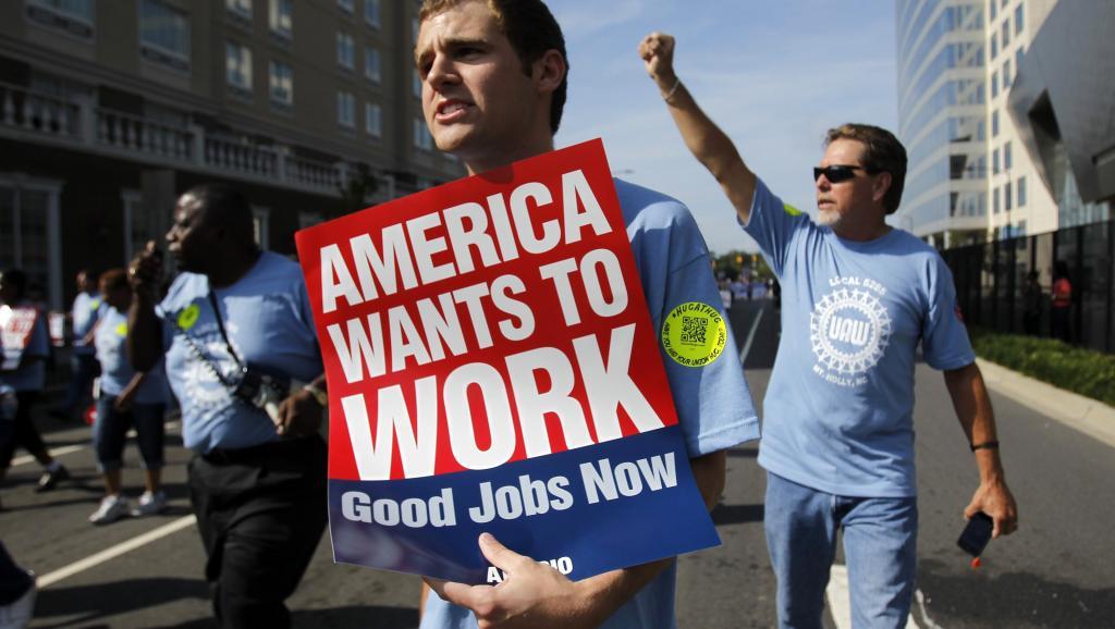 tỷ lệ thất nghiệp mỹ