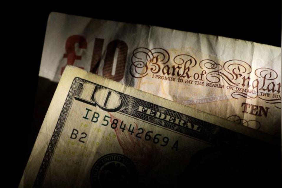 British Pound Sterling and U.S. Dollar