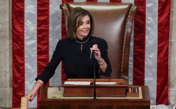 U.S. Speaker of the House Nancy Pelosi (D-CA)