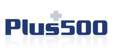 logo sàn Plus500