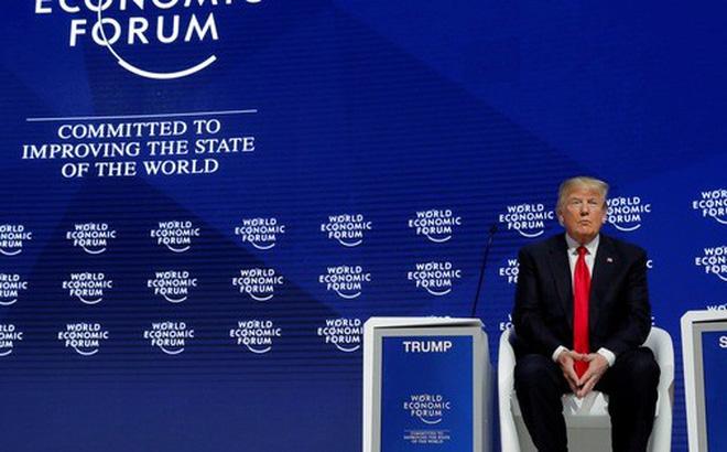 Trump tại Davos
