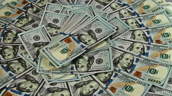 đồng đô la tăng