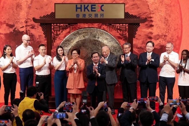 Kết quả IPO Hồng Kông