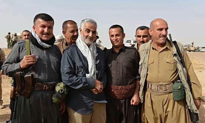lực lượng Quds