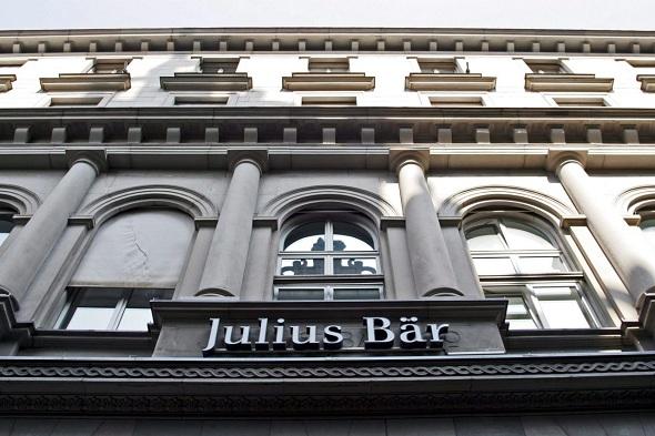 SWITZERLAND BANKS UBS JULIUS BAER