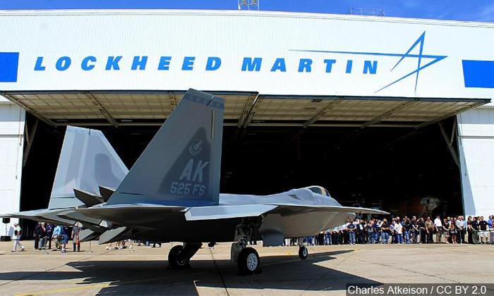 Phân tích cổ phiếu Lockheed Martin - Tintuccophieu.com