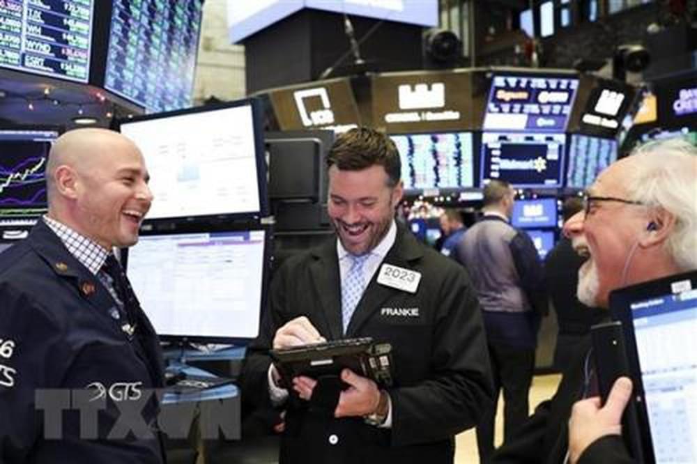 Giao dịch trên S&P 500