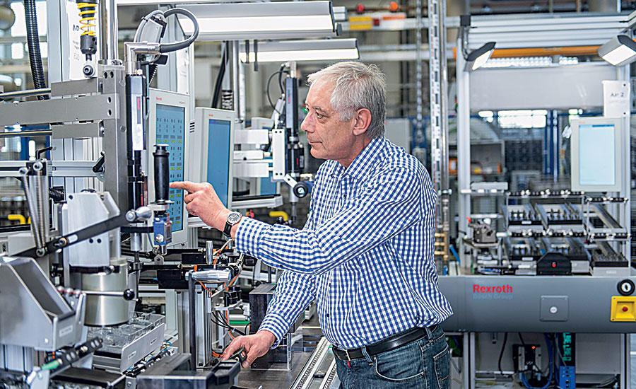sản xuất công nghiệp Đức