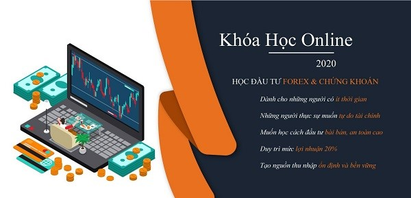 Khóa học online đầu tư chứng khoán