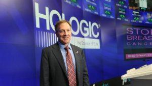 Hologic - Steve Macmillan