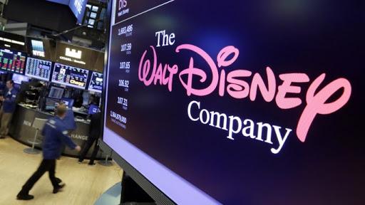 Cổ phiếu Disney