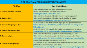 Trader's Contract