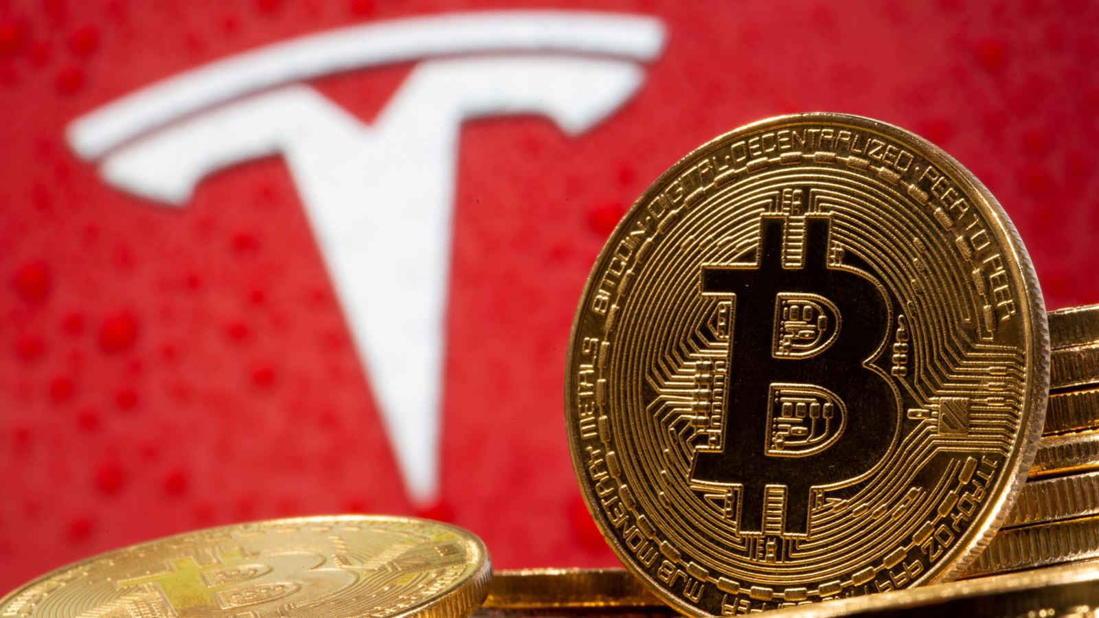 Tesla - Bitcoin