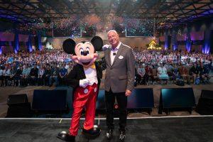 Disney Parks Bob Chapek